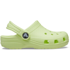 Crocs Classic Clogs Niños, lime zest